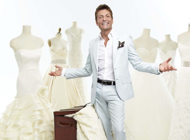 Interview With Randy Fenoli Star Of Tlc S Say Yes To The Dress Wedding Market