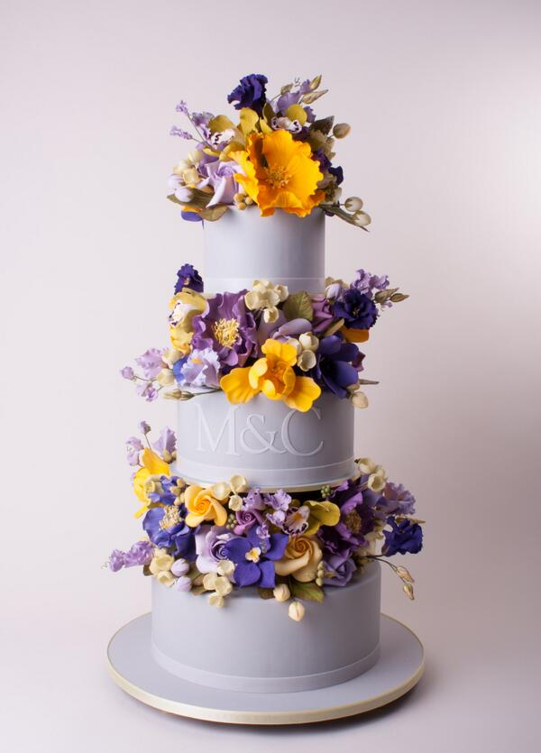 TweetMyWedding What Does The Ideal Client Do When Coming To You For A Cake Bring Inspiration Or Rely On Your Resume Have Faith Answer
