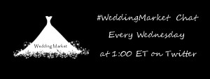 Join #WeddingMarket Chat Live At The Wedding MBA