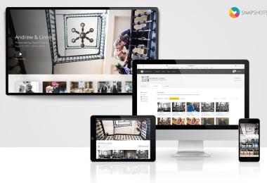 Snapshots Announces First Apple TV Wedding App