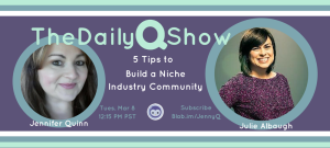 5 Tips to Build a Niche Industry Community