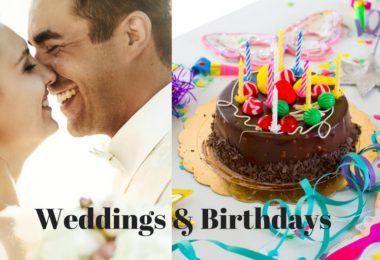 Why Weddings Cost More Than Birthday Parties?