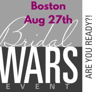 Bridal Wars Boston @  The Marina Bay Sportsplex | Quincy | Massachusetts | United States