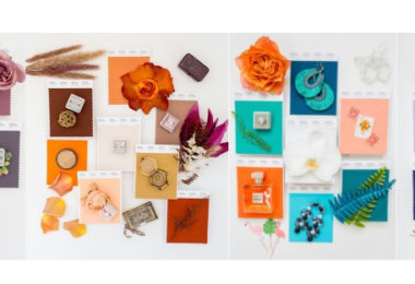 WeddingWire and The Pantone Color Institute Partner to Unveil Four Wedding Color Palettes for 2019