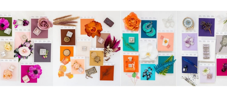 Weddingwire And The Pantone Color Institute Partner To Unveil Four