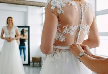 Wedding Day Fashion Spends Rise as Popularity of the Strapless Dress Declines and To-Be-Weds Search for Their Ideal Wedding Day Look Even Before Getting Engaged, According to The Knot 2018 Wedding Attire Study