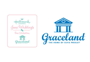 Graceland Opens Its Gates to Hallmark Channel's 'June Weddings' for One-of-a-Kind Fan Celebration Weekend